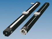 Zylindrisches Linearsystem: Ohne Verlust der Steifigkeit