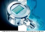 Füllstandssensor UFAR: Im Edelstahlgehäuse mit  digitalem Display