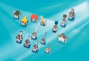 Miniatur-Schalter: Klein aber oho