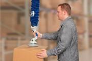 Vakuum-Schlauchheber JumboFlex: Schwere Lasten  kein Problem