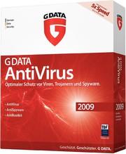AntiVirus 2009: Digitaler Kammerjäger