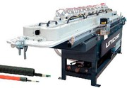 UC 58/120 V: In-line Rohr-in-Rohr- Produktion und Kabeleinzug sind effizienter