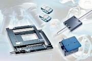 Piezo-Ultraschallantriebe: Piezokeramische Kleinstantriebe