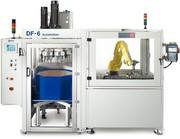 Gleitschleifanlagen mit Robax-Zellen DF-6: Automatisierte Hochglanzpolitur