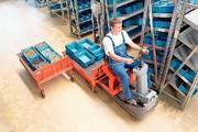 Materialfluss + Logistik: Zum Heizen