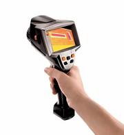 Wärmebildkamera testo 880: Für den richtigen Durchblick