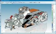 CAD-CAM-Nachrichten: Höherer »Wirkungsgrad« mit IronCAD4D V11