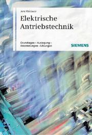 Antriebstechnik: Elektrische Antriebe