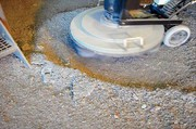 Bodensanierungsmaschinen: Viel hartnäckiger Dreck