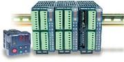 Mehrkanal-Temperatur-/Prozessregler EZ-ZONE RM: Für die DIN-Schienen-Montage geeignet