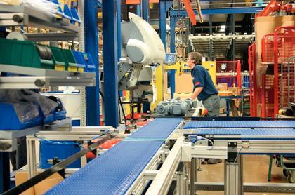 Antriebsautomatisierung: Miteinander  viel bewegt