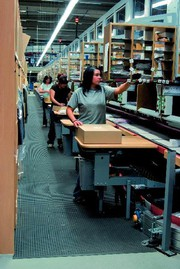 PU-Arbeitsplatzmatten: Sicher stehen