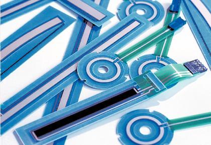 Folienpotentiometer: Flach, flexibel und vielseitig