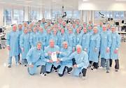Medizinnorm ISO 13485: Medizinnorm erfüllt