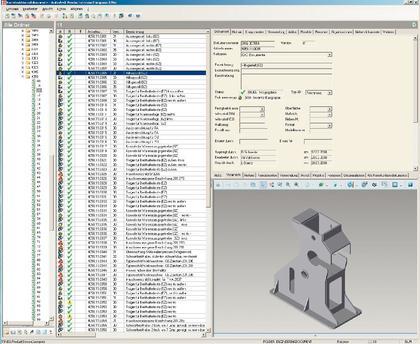 Produktionssysteme: Erfolgreiche Migration  nach 3D-CAD und PDM