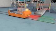 Laserscanner Rotoscan RS4-4M: Sicher auf Distanz