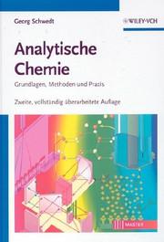 Analyseninstrumente: Lehrbuch Analytische Chemie