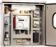 Taupunktspiegelhygrometer: Gasbefeuerte Kraftwerke