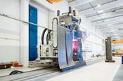 Hochleistungsbeton: Hochfester Beton  im Maschinenbau
