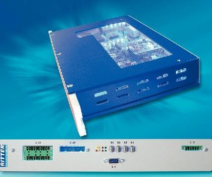 Umrichter Twinverter: Platz sparende  Antriebssysteme