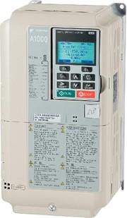 Frequenzumrichter A1000: Leistungsstark und kompakt