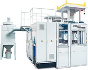 Pressen Duroplastverarbeitung: Schneller und  energieeffizienter