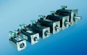 Drehstrom-Synchronmotoren 8JS: Dynamik auf  kleinstem Raum