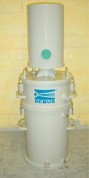 Druckluftsauger: Resistenter Druckluftsauger