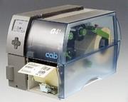 Industriedrucker: Druckfrische Etiketten