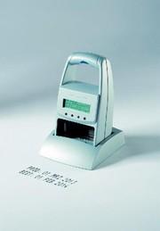 Elektronischer Stempel: Eine saubere Nummer
