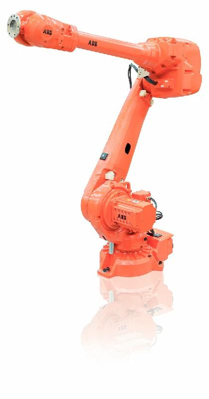 Industrieroboters IRB 4600: Effizienz ist Trumpf