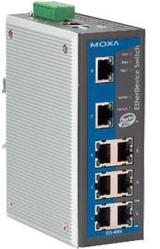 Managed Ethernet Switch: Drei Glasfaserschnittstellen