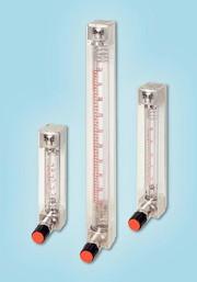 Durchflussmesser-Serie 2000: Durchflussmessung