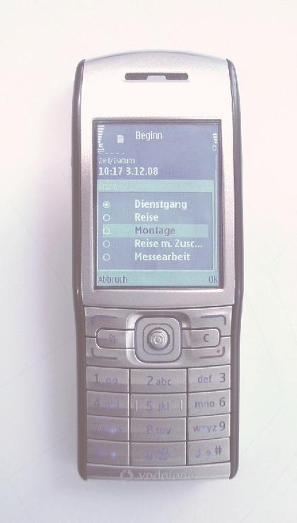 """Mobile Software-Anwendungen: """"D U"""""""