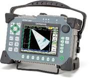Ultraschallprüfgeräte der EPOCH 1000: Ultraschallbilder mittels Phased Array