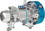 Erdgaskompressoren: Gas geben