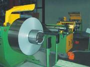 : Bandkanten-Arrondieren im Umwickelbetrieb