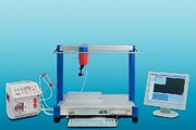 Abfüllanlage TraySy X/Perifill IQ 3000: Automatisch dosieren und abfüllen