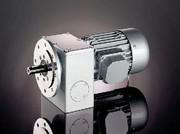 Schneckengetriebe: Doppelstufig und trotzdem kompakt