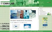 ACHEMA: Neue OMNILAB Website