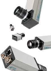 Industrielle Kameras: Erfahrungswerte umgesetzt