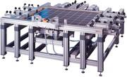 Montageanlage für Photovoltaik-Module: Feinfühliges Folienhandling