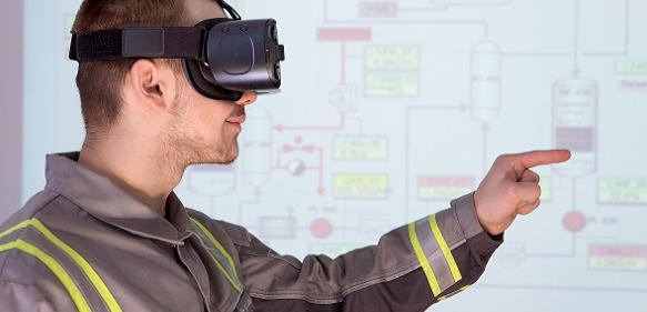 Das Spezialchemie-Unternehmen Evonik geht mit einer neuen Tochtergesellschaft die digitale Zukunft an. (Foto: Dieter Debo / Evonik)