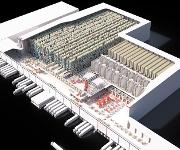 3D WITRON Logistikzentrum