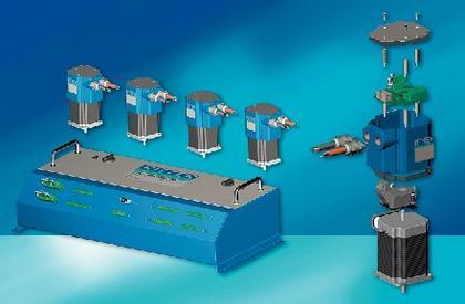 Antriebssystem Rifo-4.0: Individuelle Antriebe
