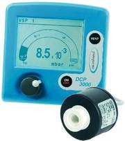 Vakuummessgerät DCP 3000: Weltneuheit bei Pirani-Sensoren