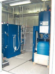 Recycling von Lösemitteln: Eigene Recycling-Anlage eröffnet