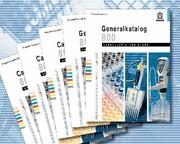 Generalkatalog 800: Generalkatalog fürs Labor