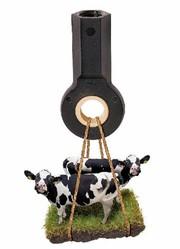 Gelenkkopf EBRM-16 V: Hebt zwei Kühe