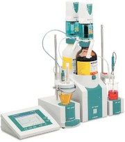 Titrator 90X Titrando: Titration:  Stand-alone-System mit Audit-trail